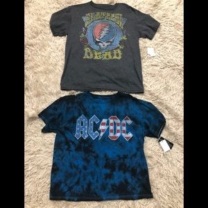 Other - 2 boys size 8 tees NWT